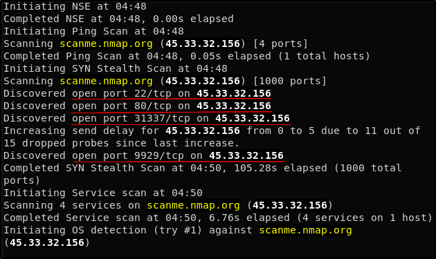 nmap scan - network scanning for ethical hacking - edureka