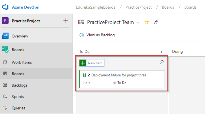Azure Boards: Getting Started With Agile Planning on Azure