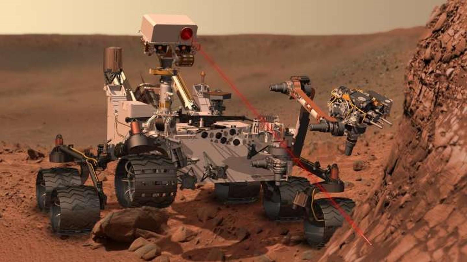 Mars Rover - Artificial Intelligence Applications - Edureka