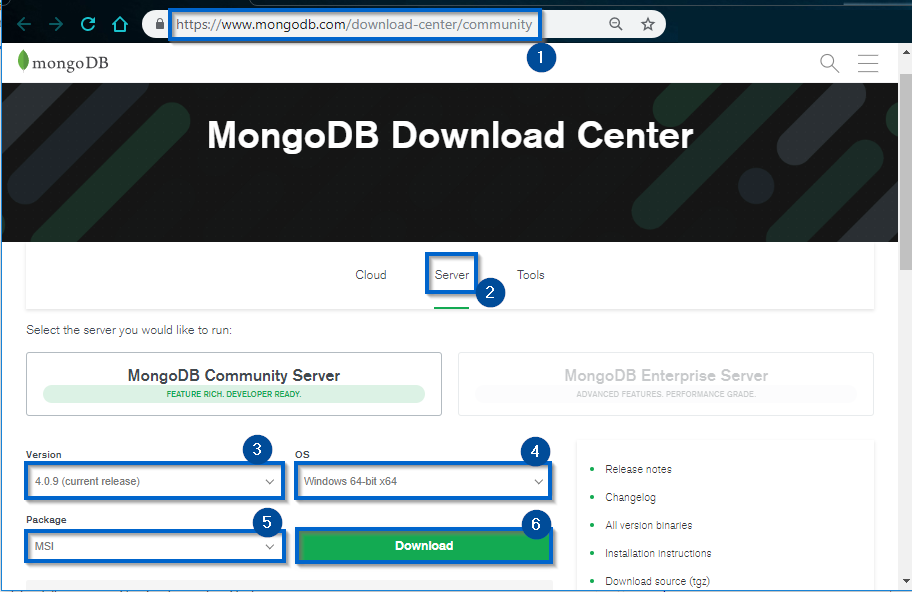 Node js MongoDB Tutorial - How to Build CRUD Application | Edureka