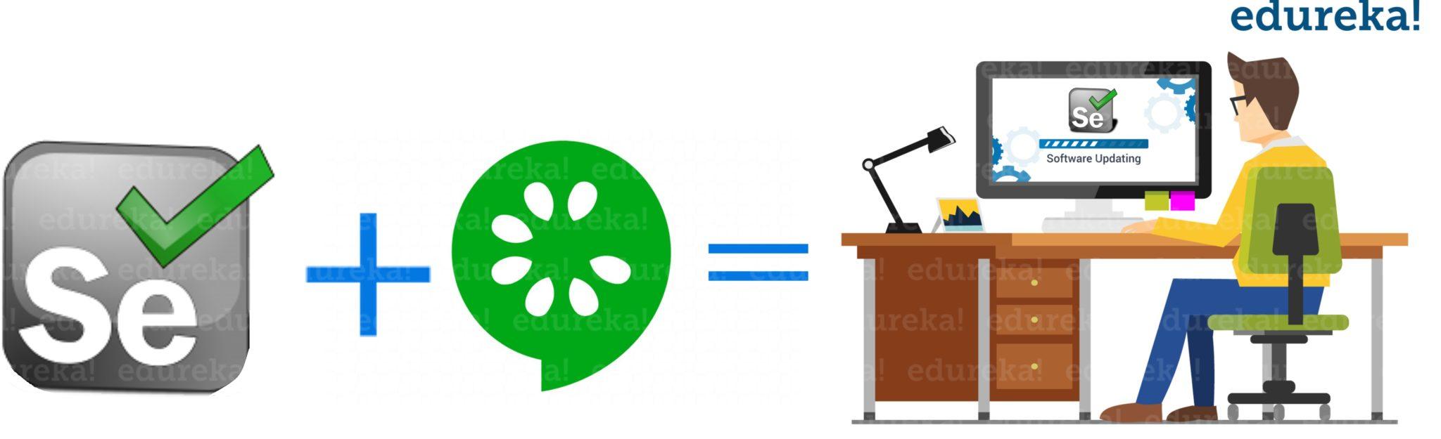 Why use cucumber with selenium - Cucumber Selenium Tutorial - Edureka