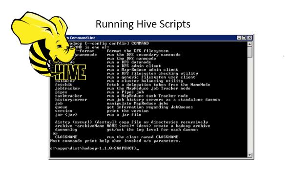 How to run Hive scripts | edureka