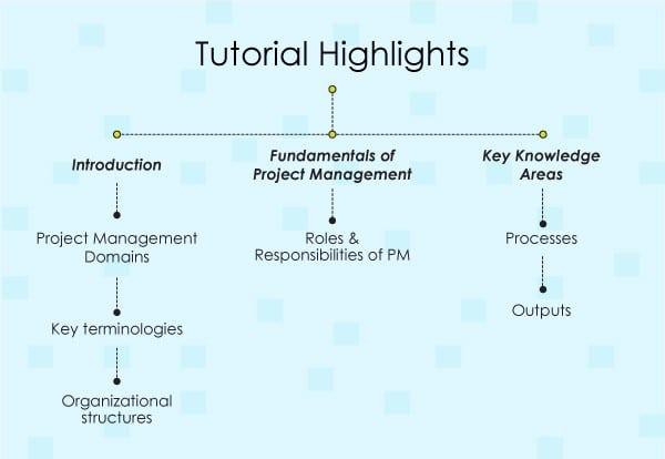 PMP Tutorial Hierarchy