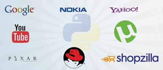 Companies Using Python