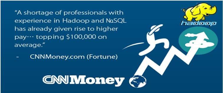 Shortage of Hadoop Skills