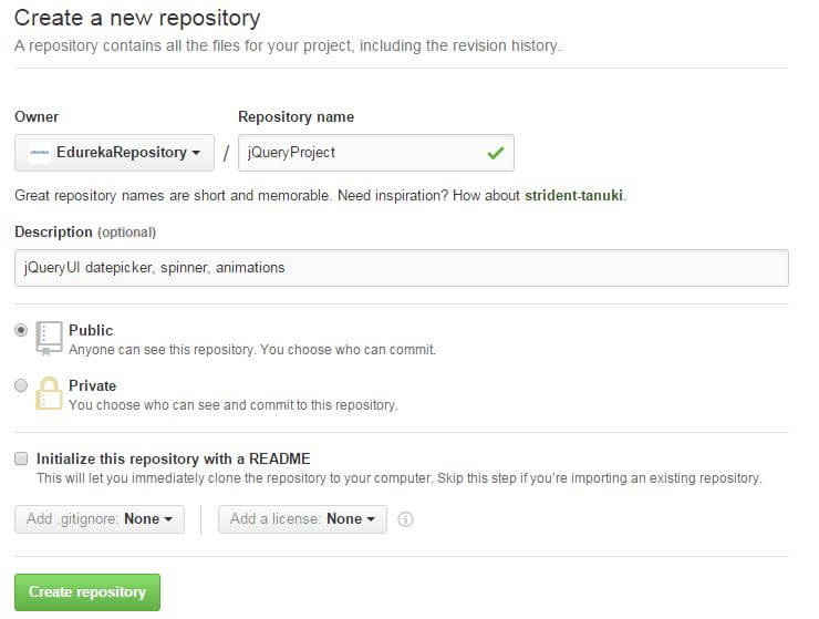 create-repository-git-and-github