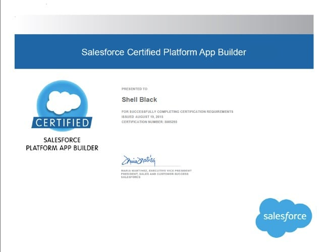 Everything You Need To Know About Salesforce Com Certification