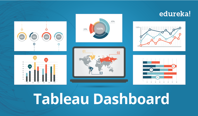 All You Need To Know About Tableau Dashboard | Edureka Blog