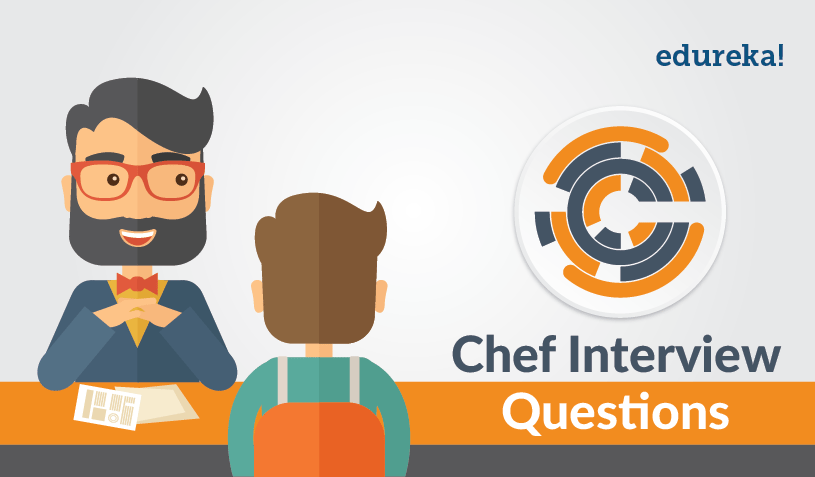 Chef Interview Questions For 2019 | Top 16 FAQs on Chef