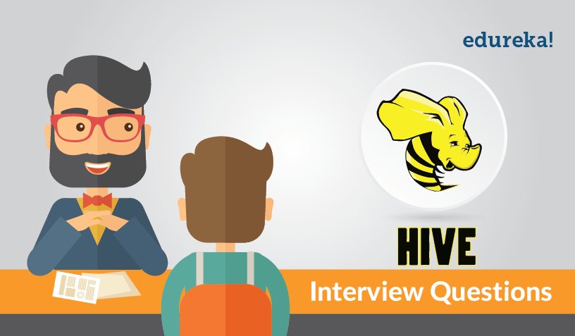 Top Hive Interview Questions For 2019 | Hadoop Interview Question