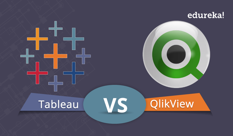 Tableau vs QlikView | Comparing Data Visualization Tools
