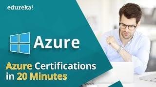 Microsoft Azure Tutorial - Step-By-Step Tutorial in Azure
