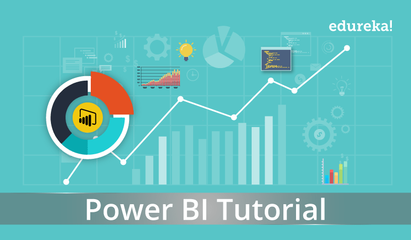Power Bi Tutorial Data Visualization Using Microsoft Power Bi Edureka