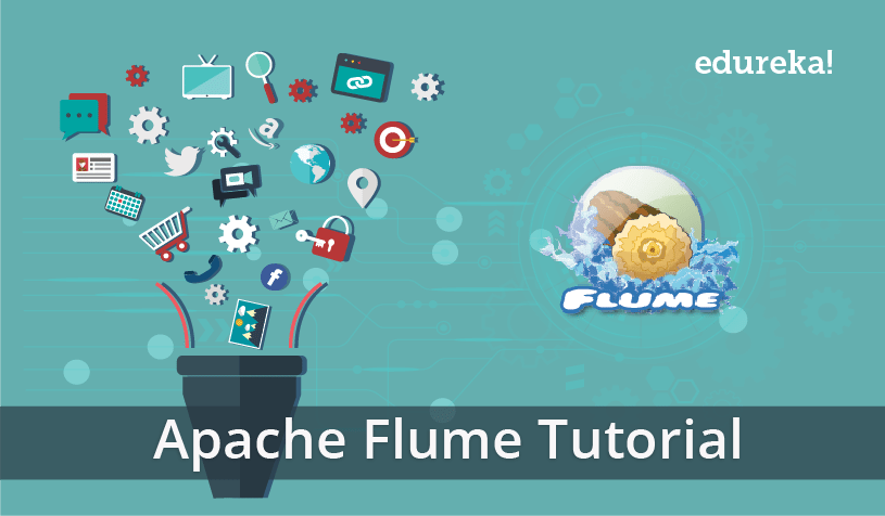 Apache flume tutorial for beginners | twitter data streaming | edureka.