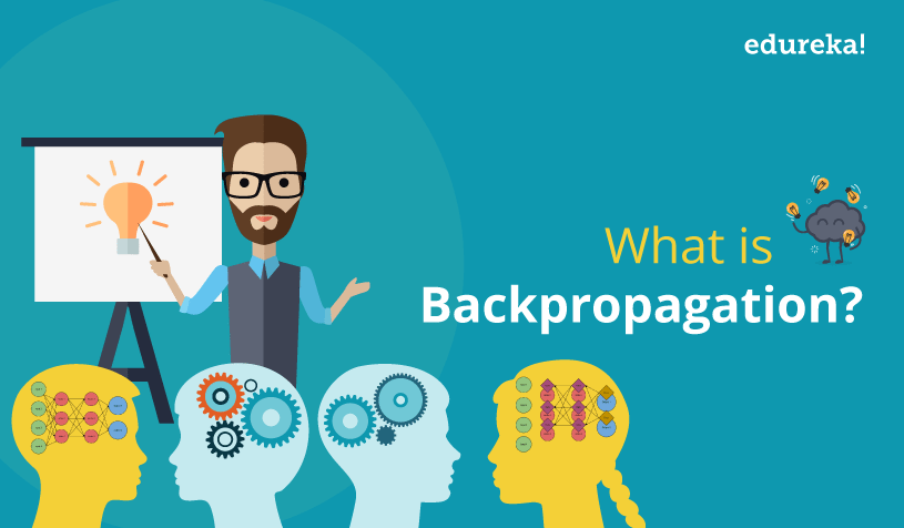 What Is Backpropagation?   Training A Neural Network   Edureka