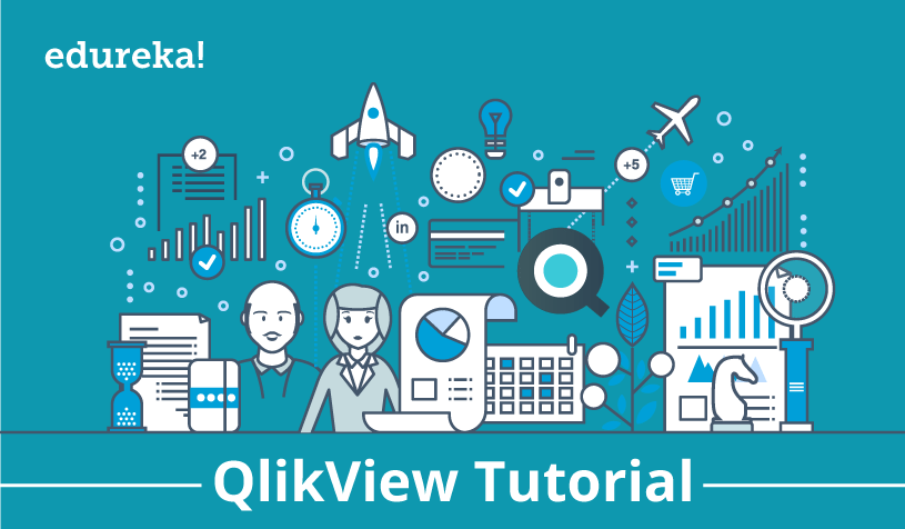 QlikView Tutorial: Understand The Power Of QlikView | Edureka