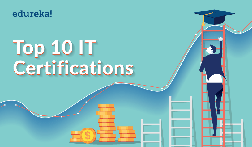 Top 10 Highest Paying IT Certifications In 2018 | Edureka