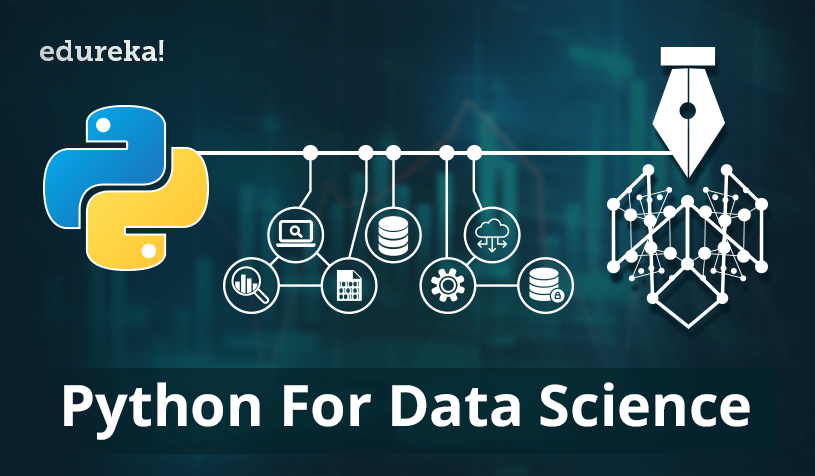 Learn Python for Data Science | Python Data Science Training | Edureka