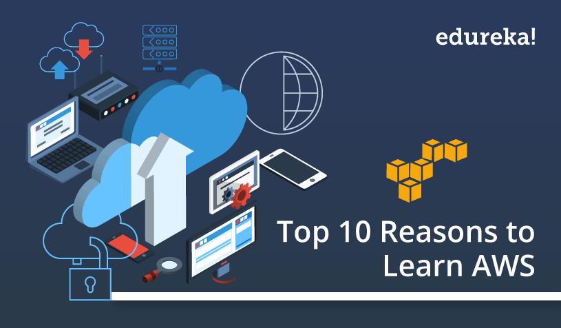 Top 10 Reasons to Learn AWS | AWS Certification Training | Edureka