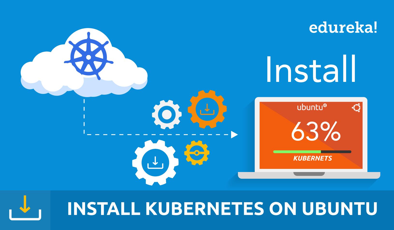 How To Install Kubernetes On Ubuntu | Kubernetes Setup | Edureka