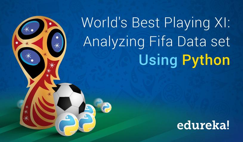 Analyzing FIFA World Cup 2018 Best XI using Python | Edureka