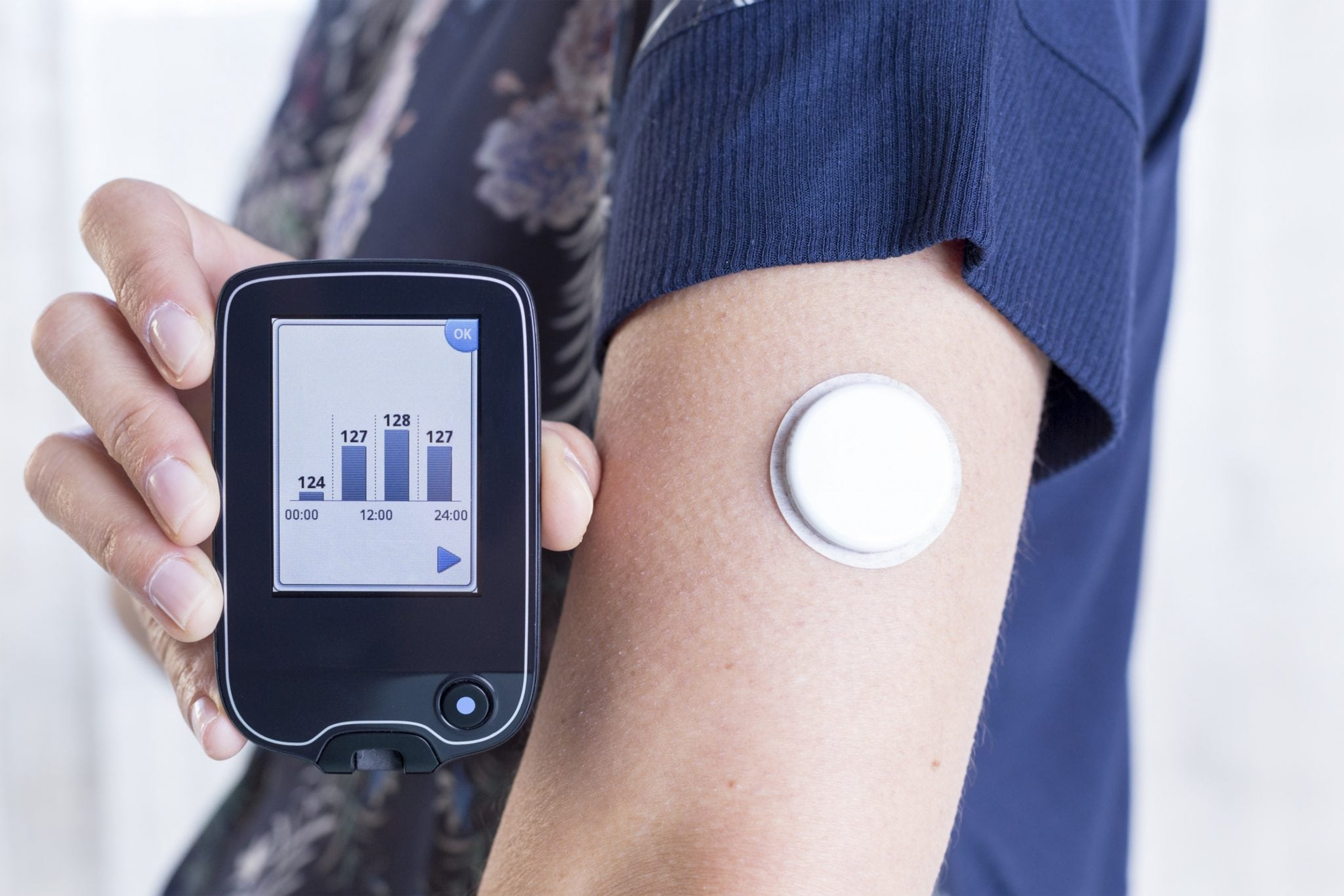 IoT in a Glucose Monitoring Device - IoT Applications - Edureka