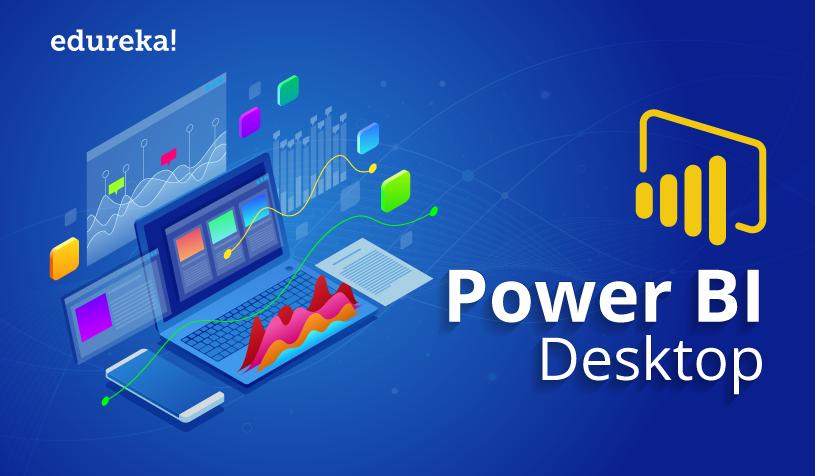 Power BI Desktop | Building a Dashboard in Power BI Desktop