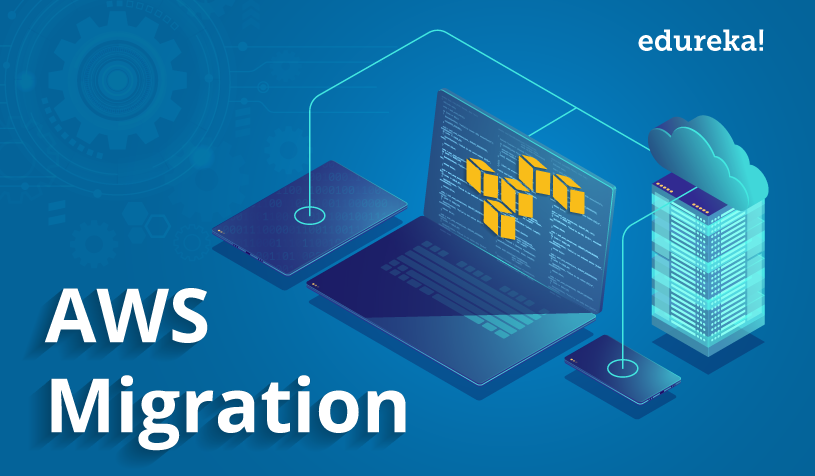 AWS Migration: Migrating An On-Premise Application To Cloud | Edureka