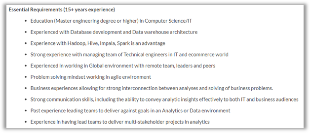 Dell Data Engineer Skills - Data Engineer Resume - Edureka