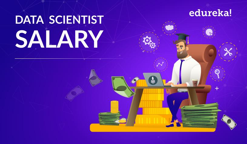 Data Scientist Salary - How Much Does A Data Scientist Earn? | Edureka