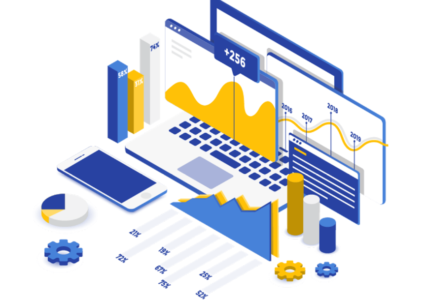 Marketing skills: have data analytics and interpretation ability