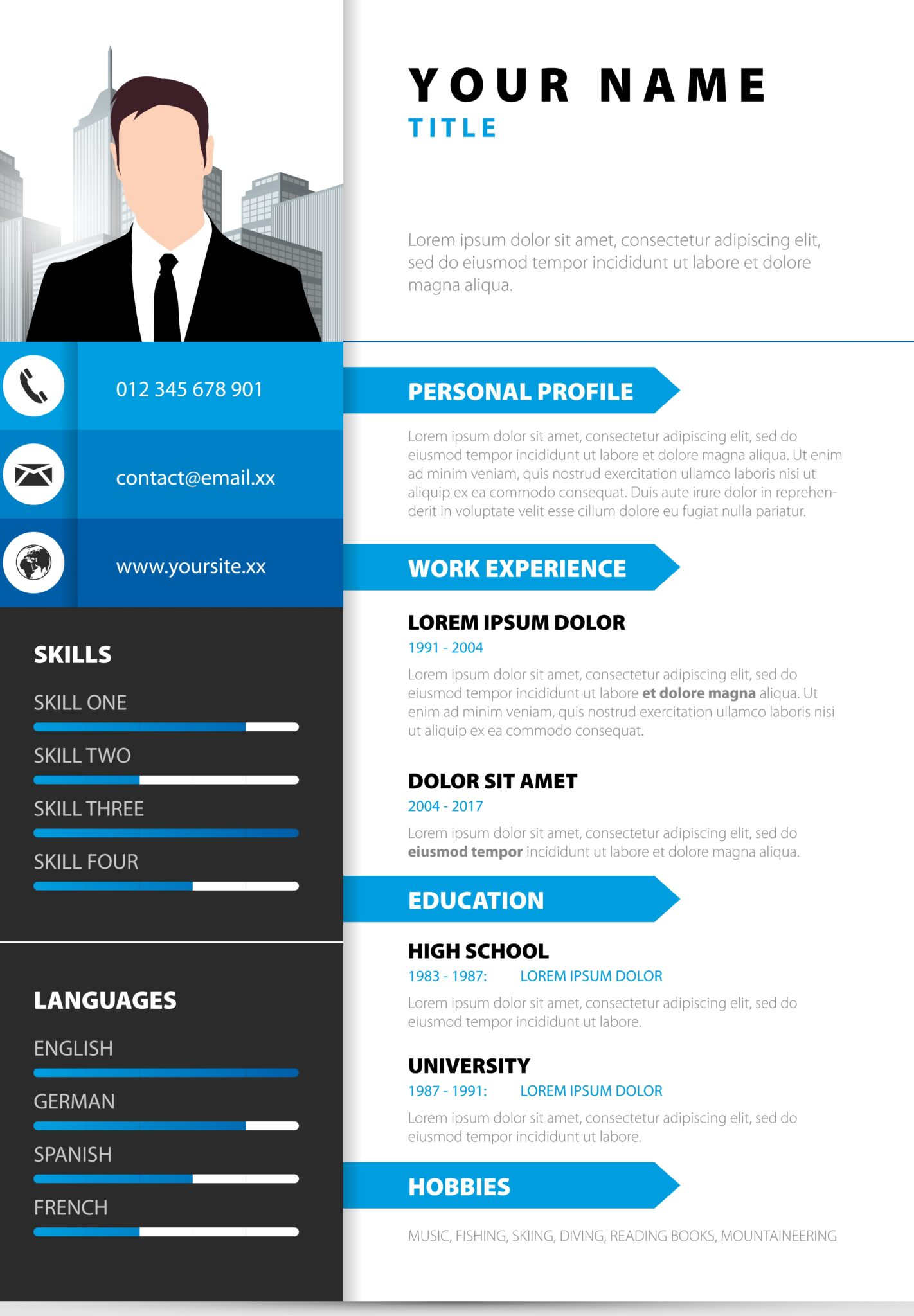 Sample Resume - RPA - Edureka