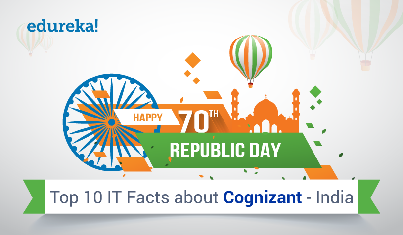 IndiaITRepublic - Top 10 Facts about Cognizant - India | Edureka