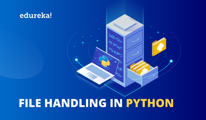 File Handling In Python: Read Write Open Close Files In