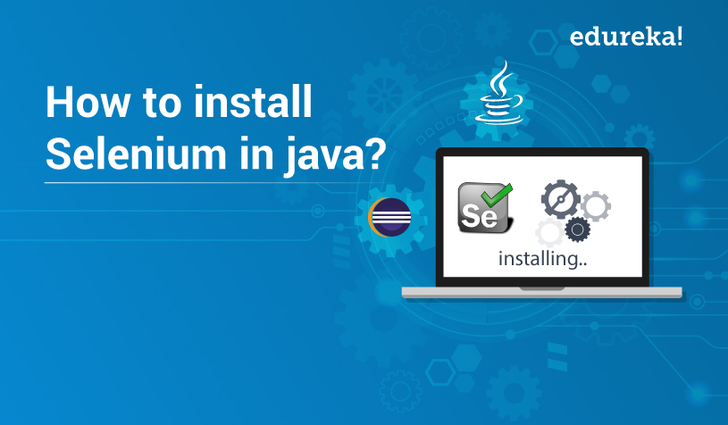 Step By Step Selenium Installation | Install Selenium In