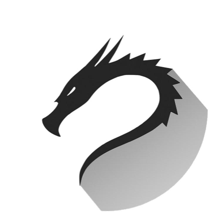 Kali logosu - Kali Linux Kullanarak Etik Hackleme - Edureka