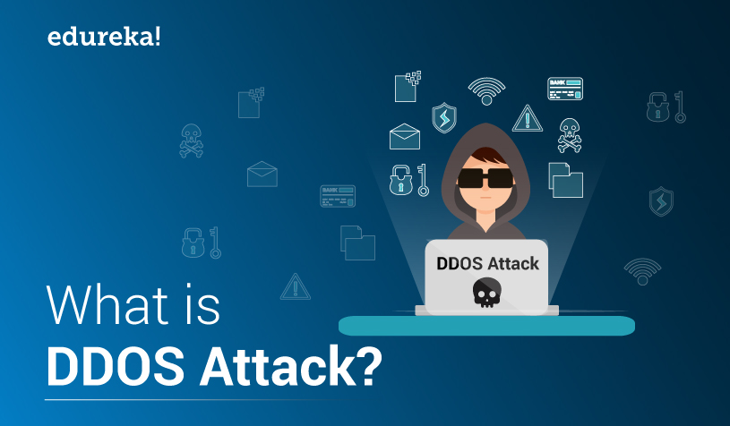 Everything You Need to Know about DDOS | What is DDOS Attack? | Edureka