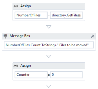 Assign Activity - UiPath Automation Examples - Edureka