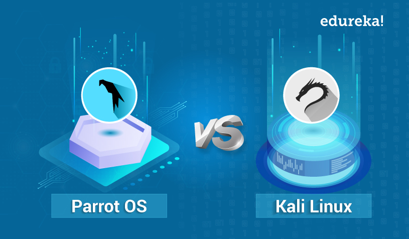 ParrotOS vs Kali Linux: How to choose the Best | Edureka