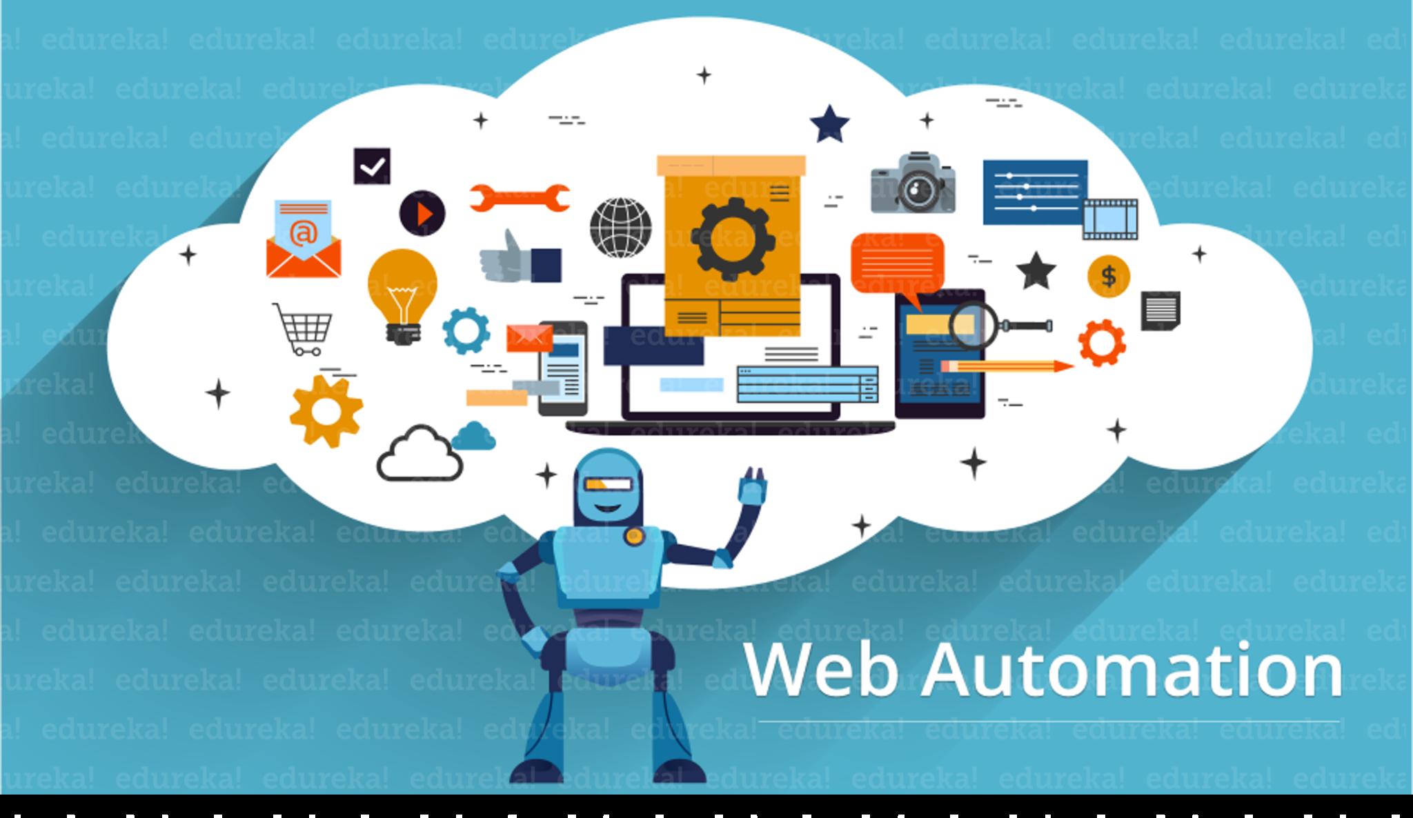 UiPath Web Automation - Web Data Extraction Using RPA | Edureka