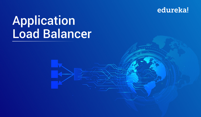 All You Need To Know About Application Load Balancer | Edureka