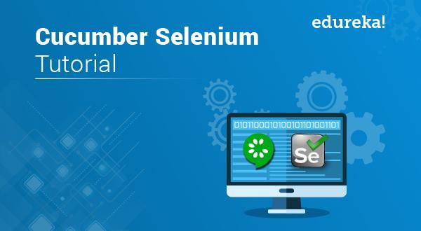 Cucumber Selenium Tutorial | How to Perform Website Testing