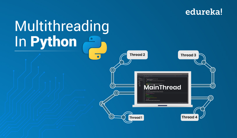 What is Multithreading in Python and How to Achieve it? Edureka