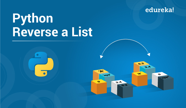 How To Reverse A List In Python | Python List Reverse