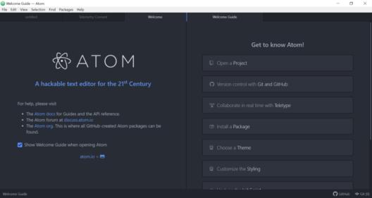 Atom Python   Introduction to Atom Python Text Editor   Edureka