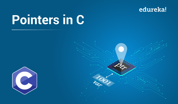 Pointers In C | Pointer Examples In C Language | Edureka