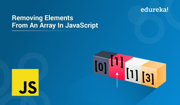 Removing Elements From An Array In JavaScript | Edureka