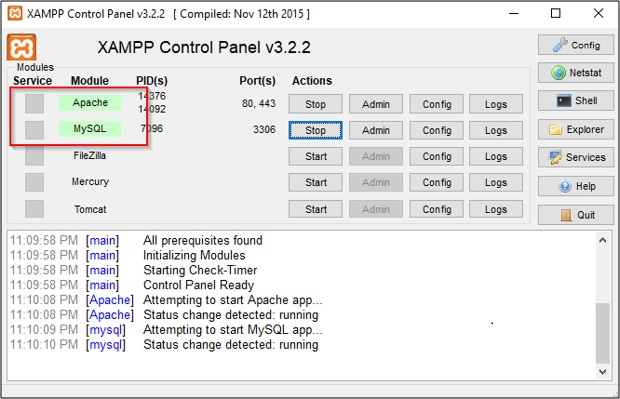 How To Run Index Php In Xampp