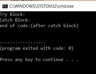 Exception Handling In C++ | Exceptions In C++ | Edureka