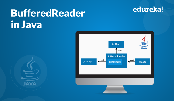 BufferedReader In Java | BufferedReader Class Examples | Edureka